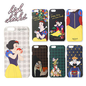 日本未入荷★high cheeks 白雪姫 iPhone case 6/6S/6+/6S+