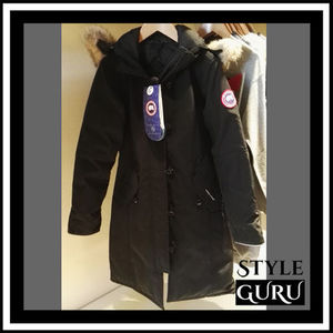 2016-17AW☆CANADA GOOSE☆Brittania☆ダウンパーカコート2色