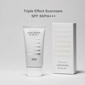 GROUND PLAN Suncream SPF 50/PA+++ 日焼け止め UVカット
