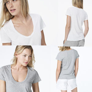 JAMES PERSE Casual Scoop Tee