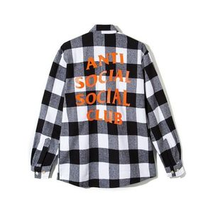 2016AW 2nd ANTI SOCIAL SOCIAL CLUB Park Flannel