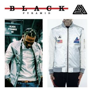 【Chris Brown愛用】☆16AW新作☆3M MOON WALK BOMBER