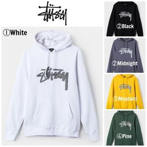 【STUSSY】☆16AW新作☆海外限定☆WOOL STOCK APPLIQUE HOOD