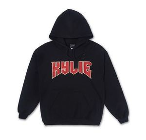 KYLIEJENNERカイリージェンナー thekylieshopロゴパーカー正規品