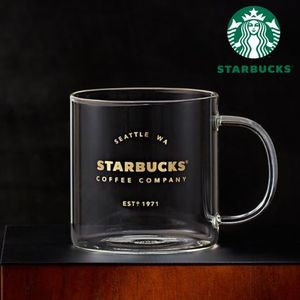 スターバックス★US限定 Glass Heritage Mug, 18 fl oz