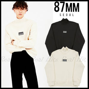 2色★87MM★人気商品★[87MM_LOGO]87 TURTLE SWEAT