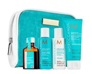【Moroccanoil】 Volume Travel キット
