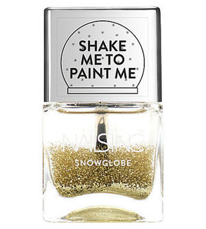 追跡付☆限定版☆Nails Inc Snowglobel 14ml