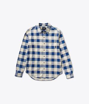 ダイヤモンドサプライ C16DMTA02 HOLIDAY FLANNEL SHIRT NAVY
