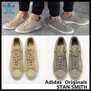 【adidas Originals】STAN SMITH GOLD LOGO BB0038 BB0039