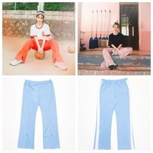 SHINeeオンユ着用モデルFRESH FRUIT ZIPPER WIDE TRAINING PANTS