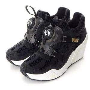 PUMA Disc Wedge WR Wns ブラック 357290-03