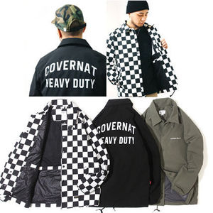 ◇COVERNAT◇ COACH JACKET  (全3色 M / L / XL)