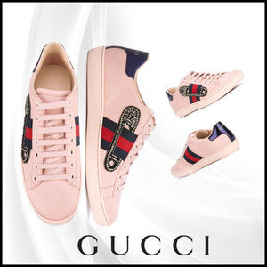 【関税/送料込】GUCCI Ace embroidered low-top sneaker国内発送