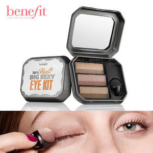 Benefit★デュオシャドウキット/They're real! BIG sexy eye kit