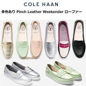 SALE! 多色あり COLE HAAN Pinch Leather Weekender ローファー