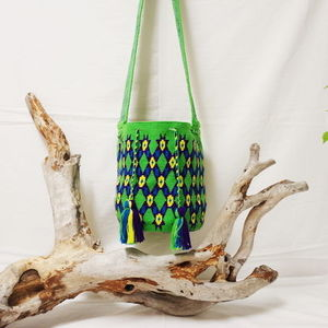 WAYUU MOCHILA SPECIAL BAG from La Guajira Colombia
