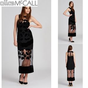 【Alice Mccall】★可愛い★You'll Be There Dress Black