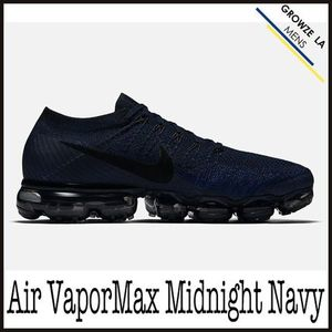 ★【NIKE】追跡発送 ナイキ Air VaporMax Midnight Navy