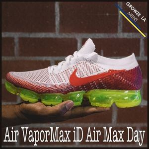 ★【NIKE】追跡発送 激レア ナイキ Air VaporMax iD Air Max Day