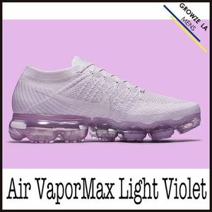 ★【NIKE】追跡発送 ナイキ Wmns Air VaporMax Light Violet