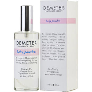【速達】(男女兼用)Demeter baby powder cologne spray 120ml