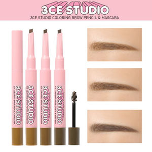 [日本未入荷]3CE STUDIO COLORING BROW PENCIL & MASCARA