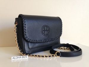 TORY BURCH MARION MINI BAG Black 即発送可能