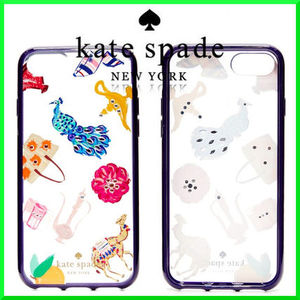 【Kate Spade】iPhone7ケース(Jeweled Souk IPhone 7)