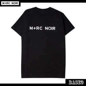 "NEW☆MRC NOIR☆""NO BASIC"" BLACK TEE【関税送料込み】"