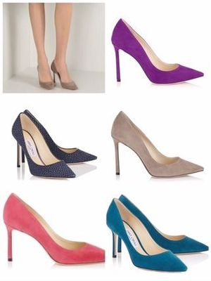 SaleSaleSale!Jimmy Choo Romyパンプス3色
