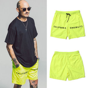SAINTPAIN★韓国の人気商品★SP CS TRAINING SHORTS(NEON)