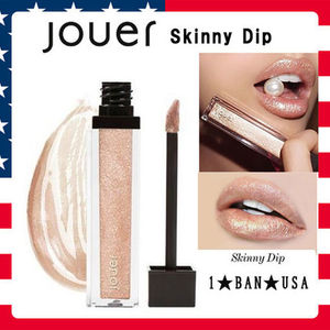 ★大人気★Jouer LONG WEAR LIP TOPPER SKINNY DIP★輝く唇へ