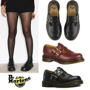 新作!Dr. Martens 8065 MARY JANE