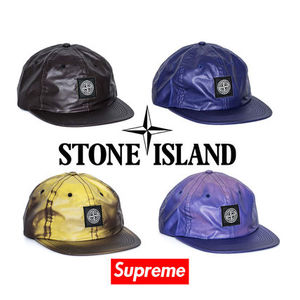 16SS Supreme/Stone Island Heat Reactive 6-Panel 限定 コラボ