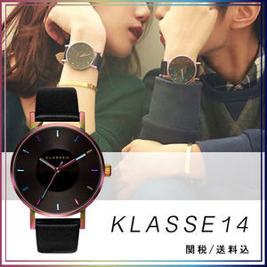 送料税込【KLASSE14】VOLARE RAINBOW BLACK 36mm/42mm☆国内発送
