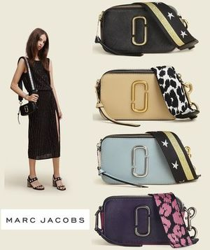 NEW!日本未入荷Snapshot Small Camera Bag☆MARC JACOBS