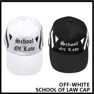 【Off-Whiteオフホワイト】SCHOOL OF LAW CAP