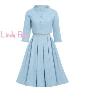 Lindy Bop♡'Marianne'Dress+Jacket Set ModClothセレクト