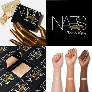 期間限定!NARS☆Glow Highlighter DOUBLE TAKE ハイライター