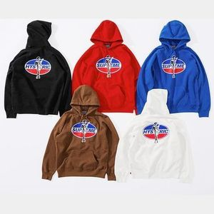 SUPREME FW17 シュプリーム X Hysteric Glamour Hooded
