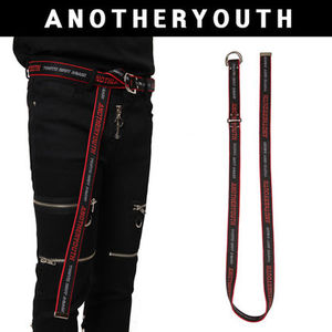 ANOTHERYOUTH★正規品★d-ring belt★日本未入荷