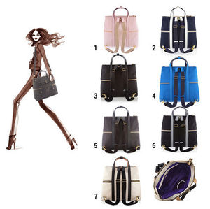 Henri Bendel☆3wayで使えるJETSETTER BACKPACK