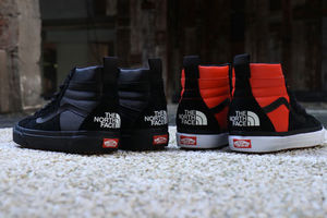 The North Face x Vans SK8-HI MTE EMS郵便局対応