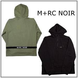 【関税込】MRC NOIR☆OVERTIME HEAVYWEIGHT パーカー 2色あり