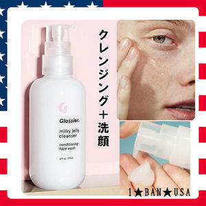人気NO,1★Glossier★Milky Jelly Cleanser 洗顔+メイク落とし