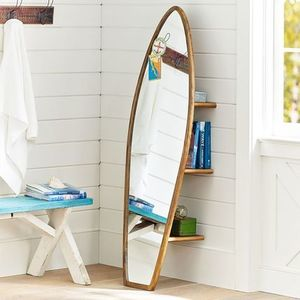 PB TEEN★Surfboard Storage Mirror/サーフボード型収納ミラー
