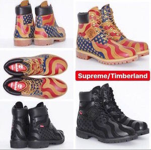 Week14SUPREME17FW★Timberland 6-inch Premium Waterproof Boot
