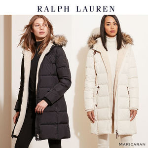 Ralph Lauren* Hooded Down Coat ダウンコート