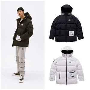 Vision Street WearのVISION CLUB DOWNHOOD PADDING JACKET